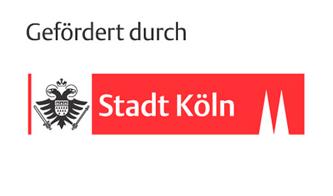 Gefördert vom Bundesministerium für Familie, Senioren, Frauen und Jugend im Rahmen des Bundesprogramms 'Demokratie leben!', gefördert durch Stadt Köln